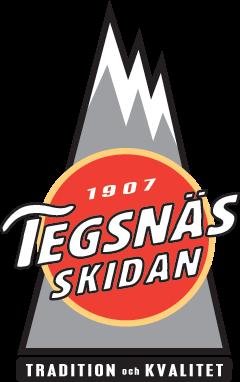 Tegsnässkidan Retina Logo